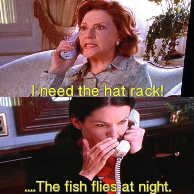 """The fish flies at night"""" – The Annotated Gilmore Girls"""